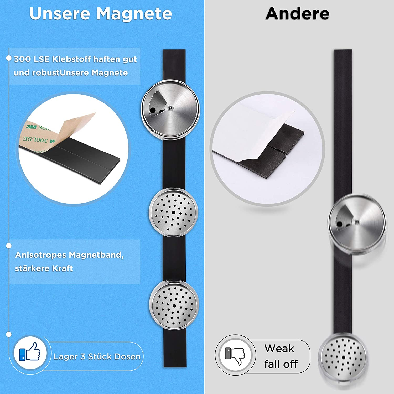 Profi Magnetklebeband Magnetisches Klebeband Magic Magnetic Tape Magnet Band
