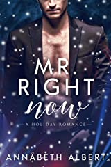 Mr. Right Now : MM Holiday Romance (English Edition) Edición Kindle