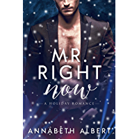 Mr. Right Now : MM Holiday Romance (English Edition)