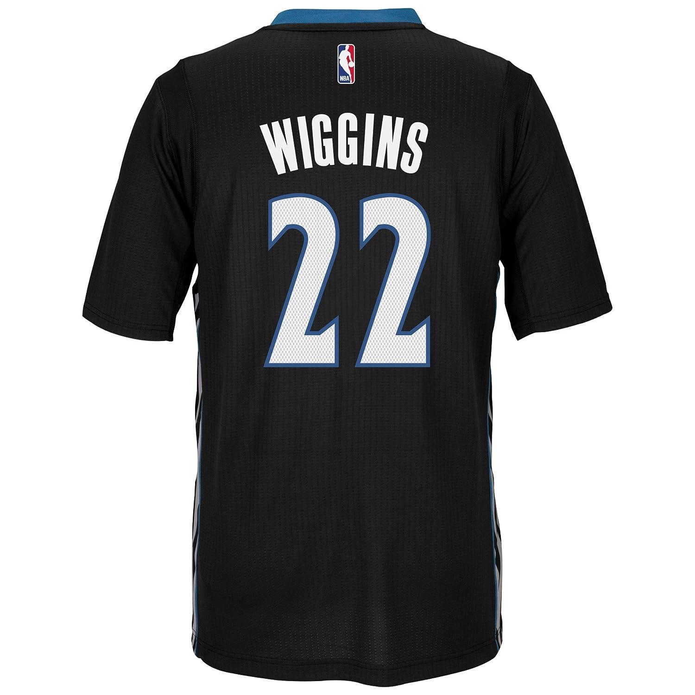 Andrew Wiggins Minnesota Timberwolves NBA Swingman suplente réplica de la camiseta - negro, XL: Amazon.es: Deportes y aire libre