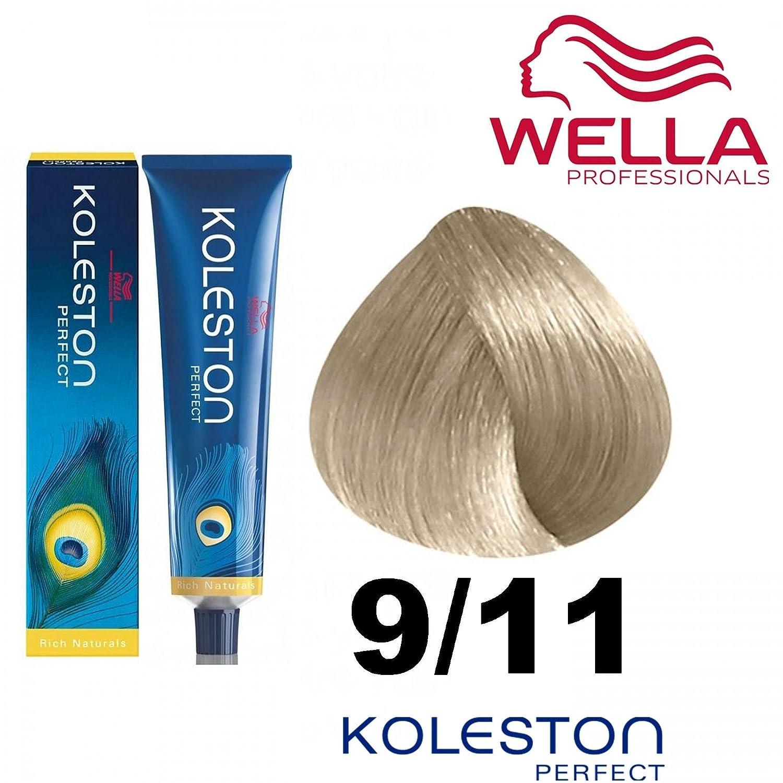 Amazon Koleston Perfect 911 Very Light Blonde Intense Ash Lee