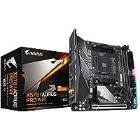 Gigabyte X570 I AORUS Pro WIFI (AMD Ryzen 3000/X570/Mini-Itx/PCIe4.0/DDR4/USB 3.1/Realtek ALC1220-Vb/DisplayPort 1.4/2xHDMI 2.0B/RGB Fusion 2.0/Gaming Motherboard)