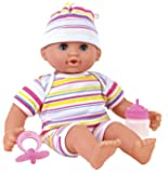 Dolls World 8140 Talking Little Sweetie Doll