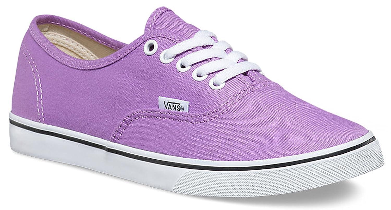 Vans Authentic B01990VV6S 4 D(M) US|African Violet/True White