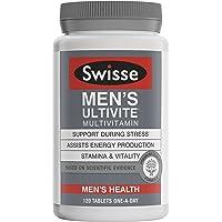 Swisse Mens Ultivite F1 120 Tab