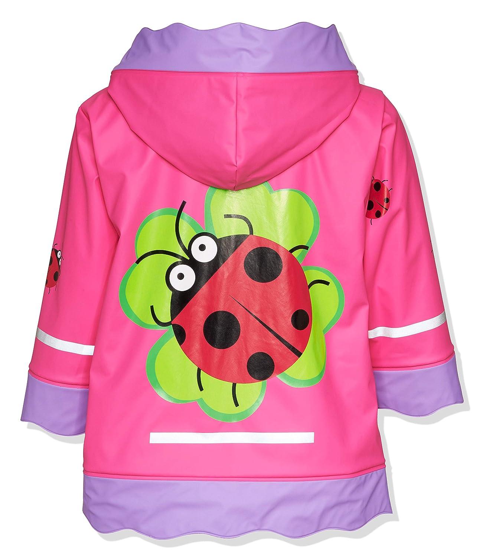 Playshoes 408583 Baby Girls Rain Coat