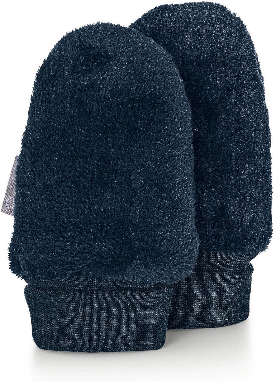 /Âge 12-18 Mois Sterntaler Moufles pour B/éb/és Taille 1 Bleu Marine