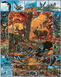 product image for White Mountain Puzzles Friends of the Forest