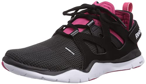 Reebok Zcut Tr Womens Indoor Court Shoes Black