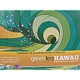 Green Tea Hawaii (Variety Pack) Powder with Noni, 60 Packets, 540 mg of Antioxidants/Polyphenols, All Natural
