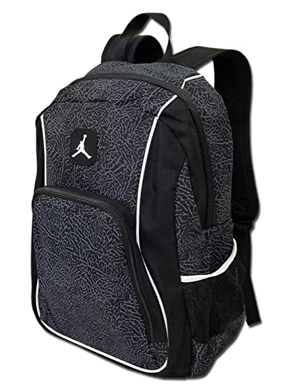 Amazon.com  Nike Jordan Jumpman23 Backpack (One Size Fits All 8b522c50fdc5f