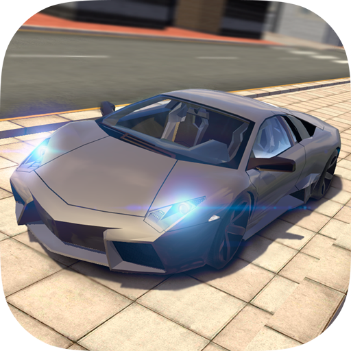 Extreme Car Driving Simulator 3D]()