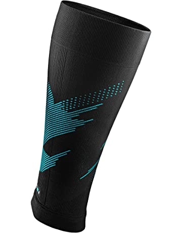 20aa32f129 Rockay Blaze Calf & Shin Graduated Compression Leg Sleeves for Men and  Women 16-23
