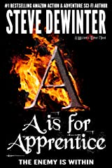 A is for Apprentice (A Wizard's Order Novel Book 1) Kindle Edition