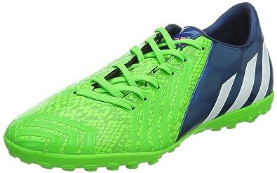 42bb52e37ae9 Adidas Predator Absolado Instinct TF Fussballschuhe rich blue-running  white-solar green - 42