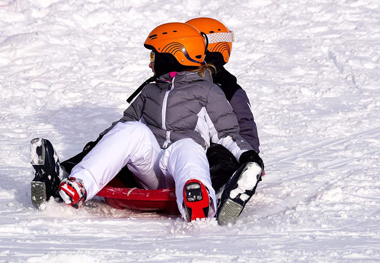 Red, 35-Inch Avalanche Brands Sled