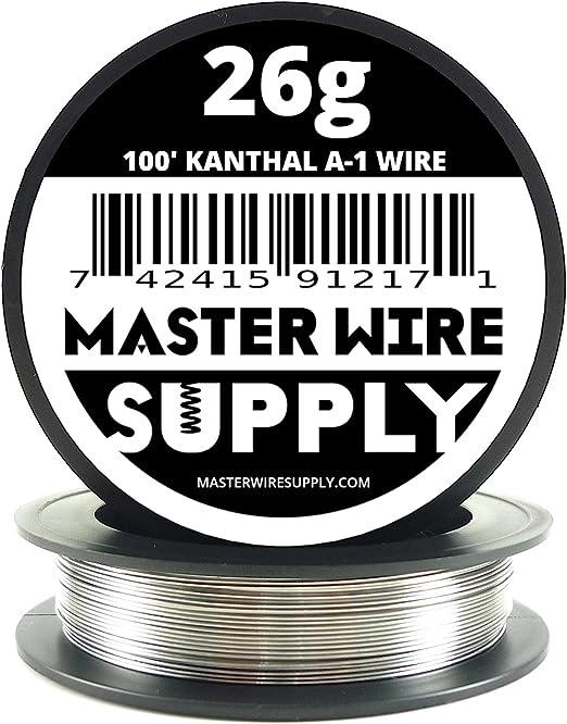 26 Gauge Resistance Wire Kanthal A1-100