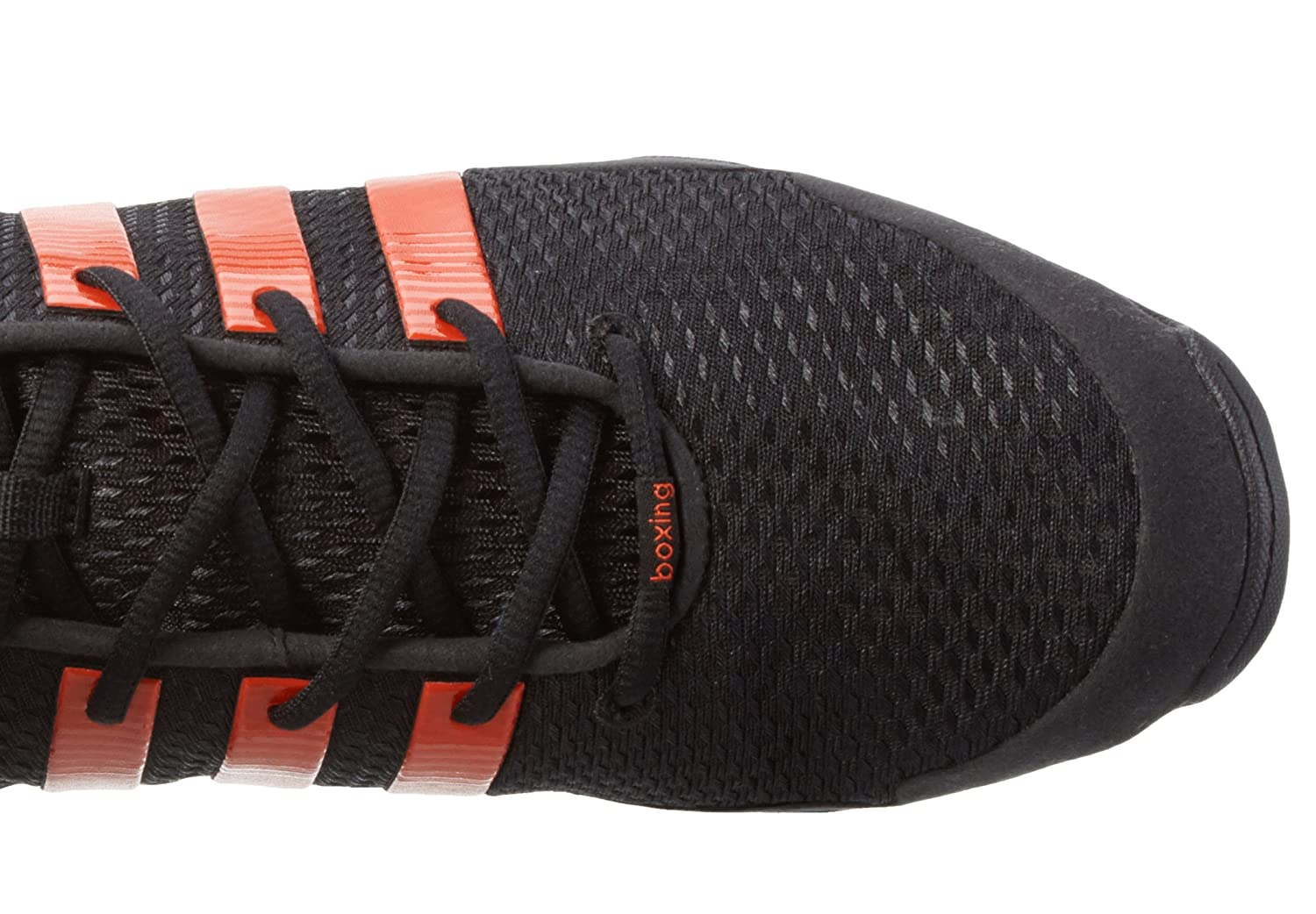 save off d834d a4ba1 adidas adiPower Boxing black red  Amazon.co.uk  Shoes   Bags