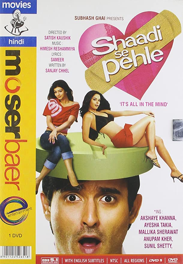 Amazon in: Buy Shaadi Se Pehle DVD, Blu-ray Online at Best Prices in