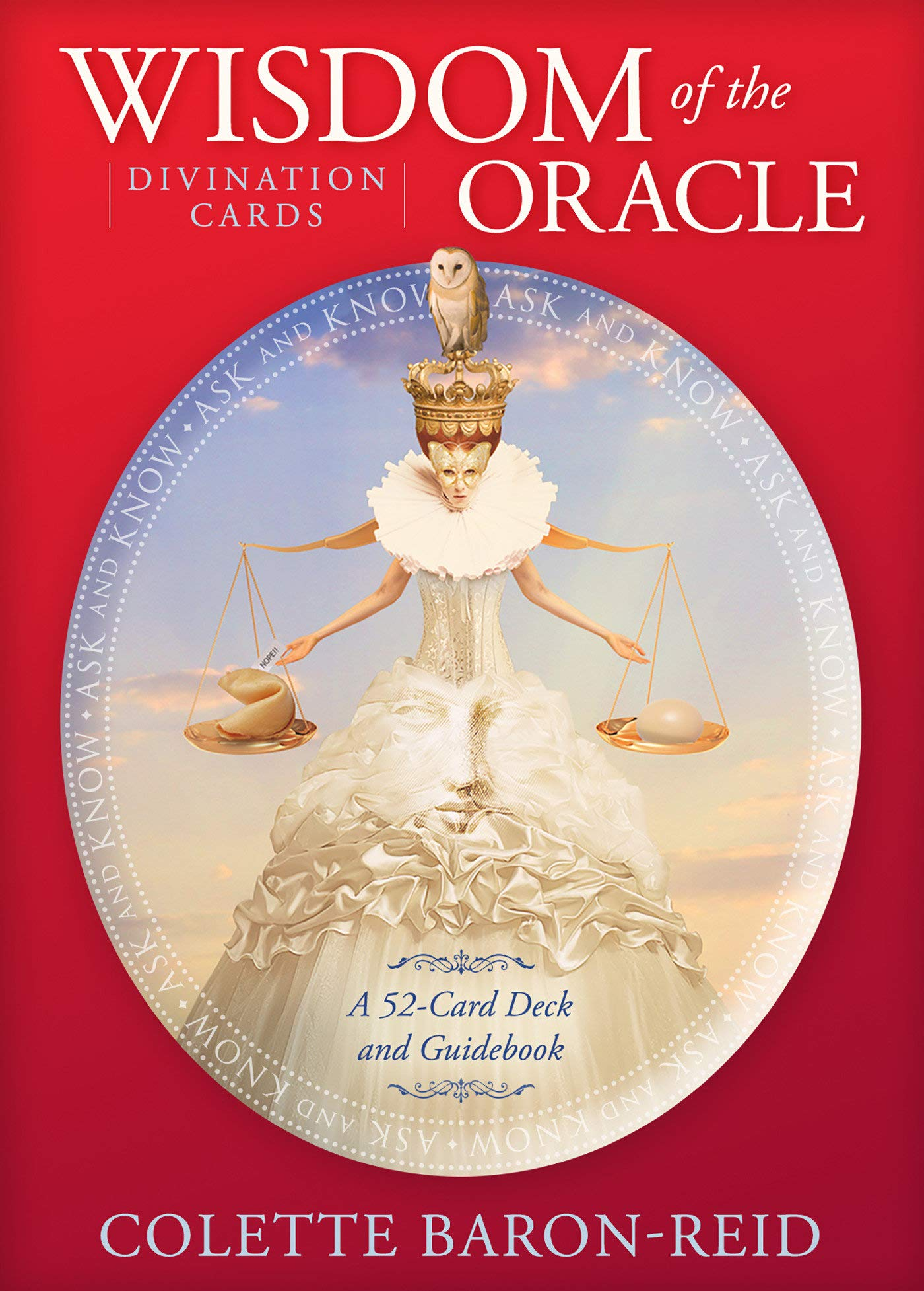 Wisdom Of The Oracle Divination Cards Ask And Know Colette Baron