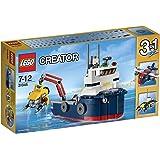 レゴ (LEGO) クリエイター 海洋調査船 31045