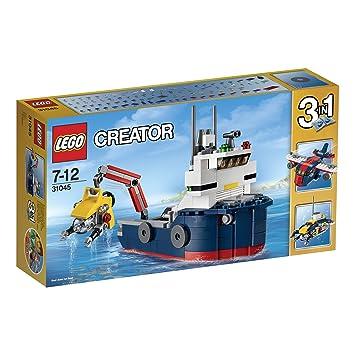 LEGO - Explorador oceánico, (31045): Amazon.es: Juguetes y juegos