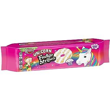 Amazon Keebler Unicorn Fudge Stripes Cookies Magic Cupcake