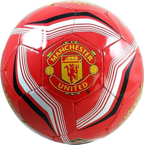 Rhinox Manchester United 1878 Oficial tamaño 5 balón de fútbol ...