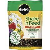 Miracle-Gro 3002010 Shake 'N Feed 8Lb All Purp Plant Food, 8 lb