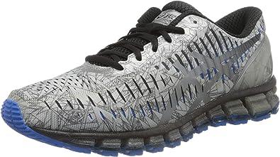 ASICS Men's Trail Running Shoe, Grey