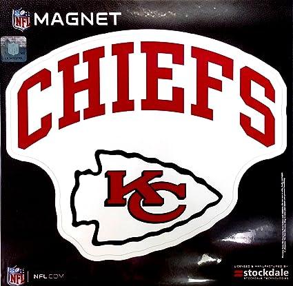 6d563ff3 Amazon.com : Kansas City Chiefs ARCH Style Logo 12