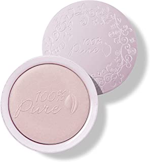 product image for 100% PURE Gemmed Luminizer, Moonstone Glow, Face Highlighter for Glowing Skin, Natural Shimmer, Illuminator Makeup (Icy Pink) - 0.32 oz