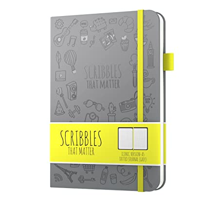 hkl joulu 2018 Amazon.com: Scribbles That Matter (Iconic version) Dotted Journal  hkl joulu 2018
