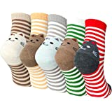 Ladies Womens Cotton Socks Cute Cat Design Novelty Crew Socks