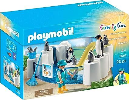 Playmobil Penguin Enclosure Building Set