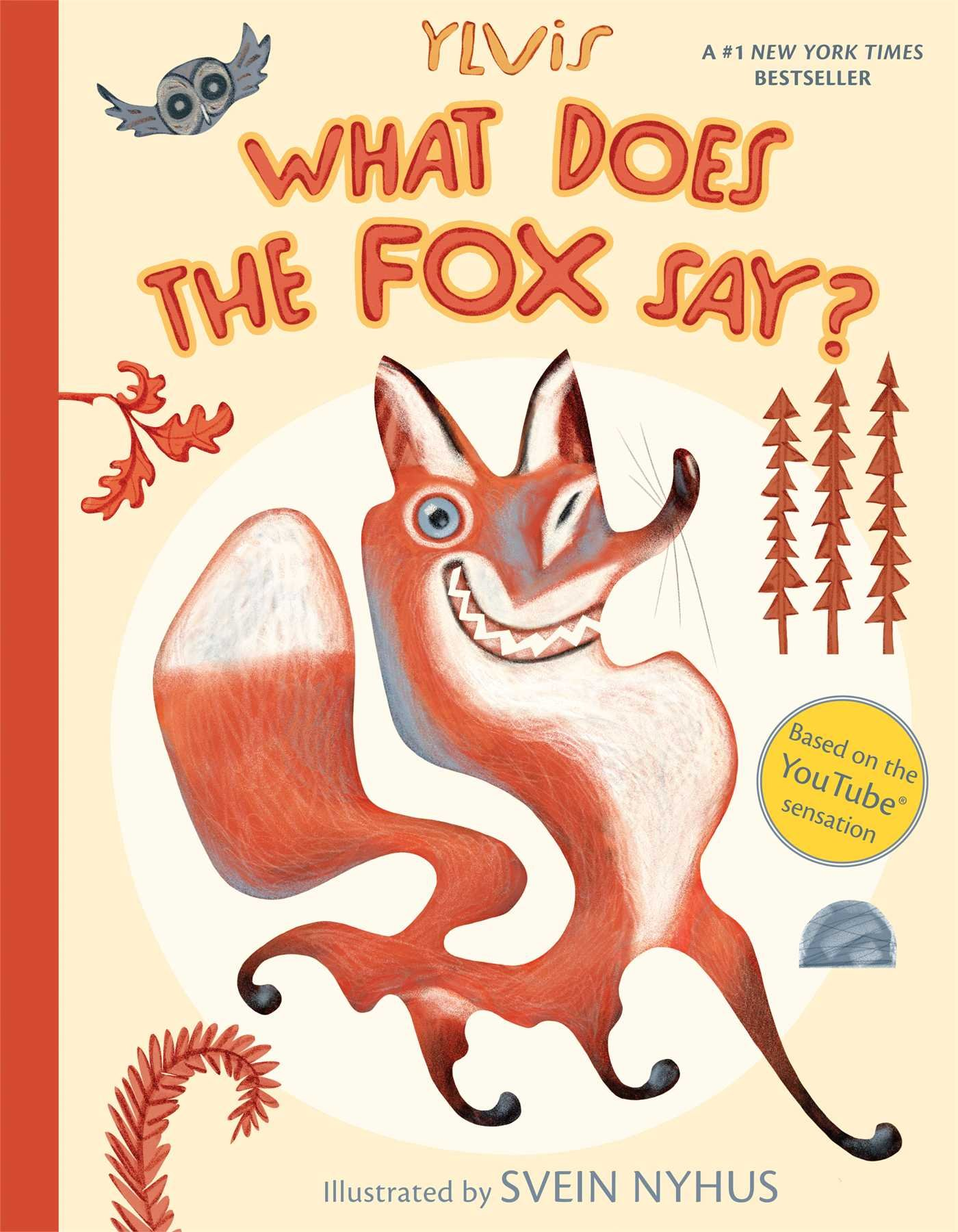 lyrics to what does the fox say