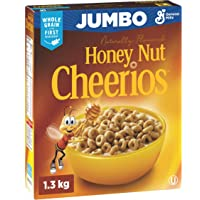 Cheerios Honey Nut Jumbo Cereal, Twin Pack