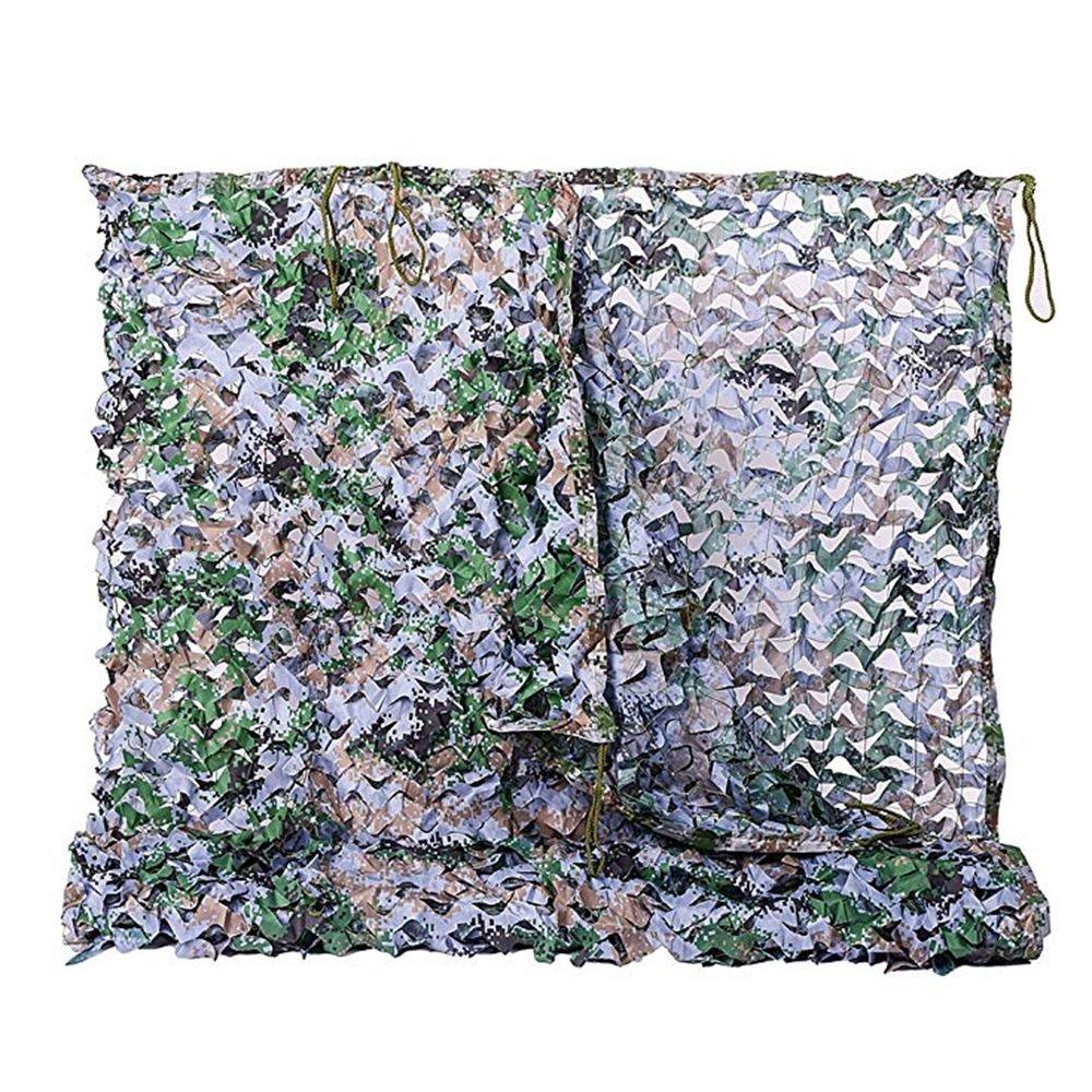essere molto richiesto Xiaolin Desert Camouflage Net Army Army Army Camouflage Net Camping Shooting Sunscreen Net Shade Net Tenda da Sole Decorativa Militare (Dimensioni   5x5m)  prezzo basso