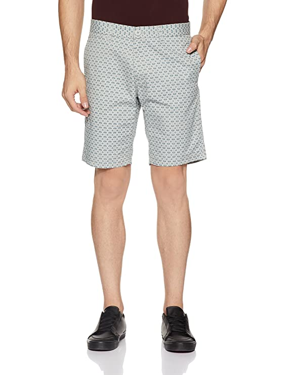 Cherokee by Unlimited Men's Slim Fit Shorts Men's Shorts at amazon