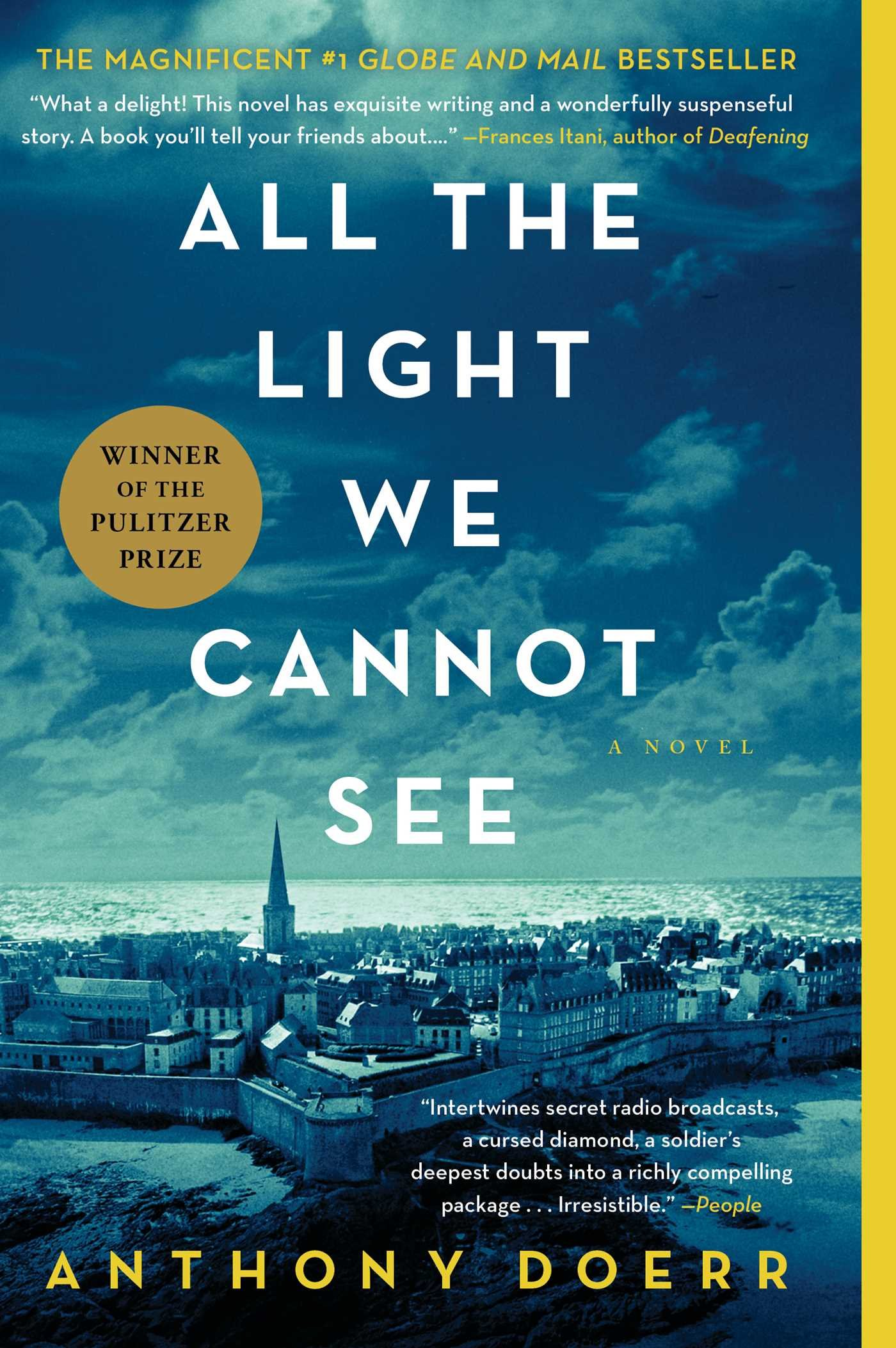 Wonderful All The Light We Cannot See: A Novel: Anthony Doerr: 9781501104565: Books    Amazon.ca Pictures Gallery
