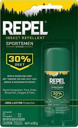 Amazon Com Repel Insect Repellent Sportsmen Stick 1 Ounce 6