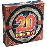21st Century 20 Questions Board Game University Games