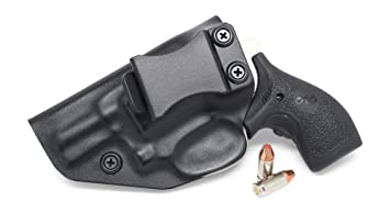concealment express smith wesson j frame 442642 iwb kydex holster black