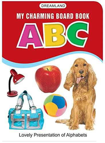 My Charming Board Books: ABC