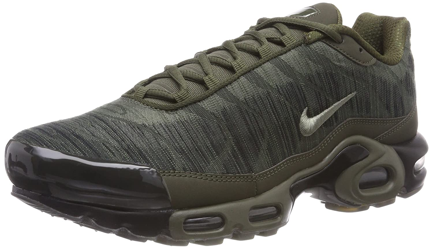 the latest 06831 91275 Amazon.com | Nike Air Max Plus Jacquard Cargo Khaki 845006 ...