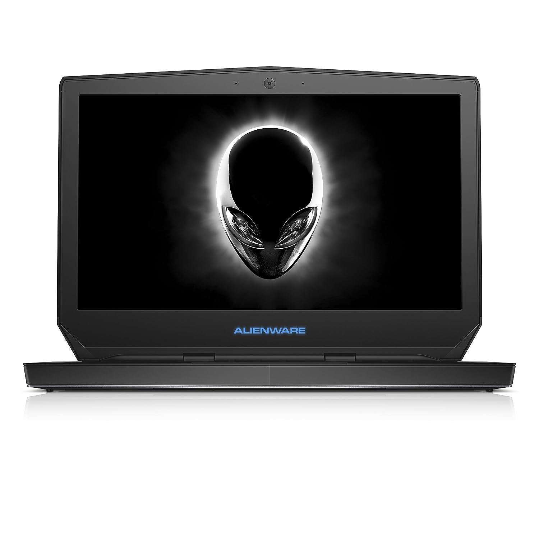 Alienware Ordenador portátil de FHD AW13R2-8900SLV (6ª generación Intel Core I7 16 GB RAM / 500 GB HDD + 8GB SSD) NVIDIA GeForce GTX 960M 13 pulgadas Plata ...
