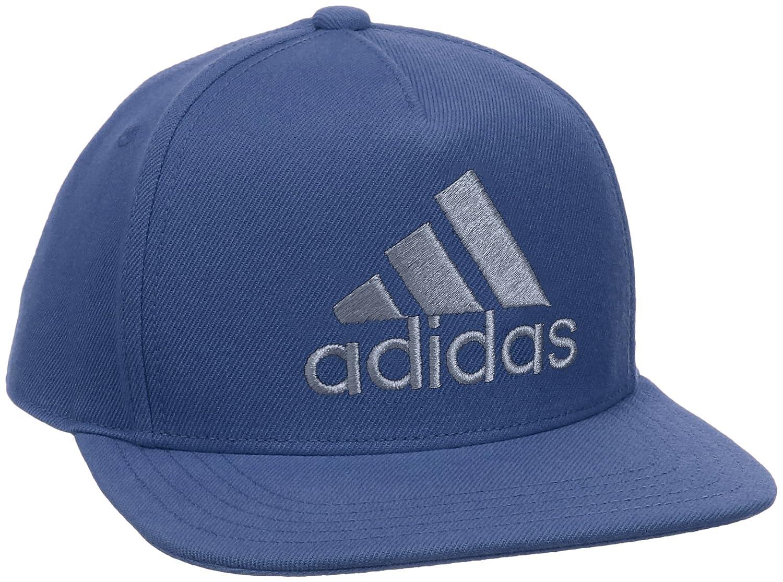 8353190b Adidas CF4870 H90 Logo Cap - Noble Indigo/Noble Indigo/Raw Steel, One Size:  Amazon.co.uk: Sports & Outdoors