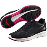 PUMA Women's Ignite V2 WN's, Black- White-Pink Gold, Running Shoes
