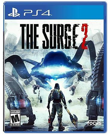 0a95bf4e059ca Amazon.com: Maximum Games The Surge 2 - Playstation 4: Maximum Games ...
