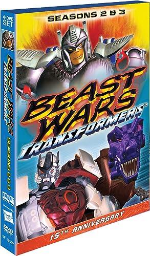 Coffret DVD Transformers Beast Wars et Beast Machines par Shout! Factory (anglais seulement) 81Zqc0li48L._AC_SL500_